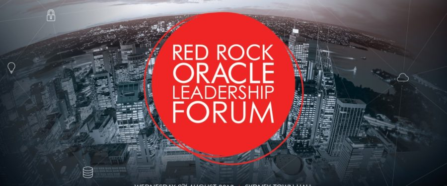 Gamma at the 2017 Red Rock Oracle Leadership Forum