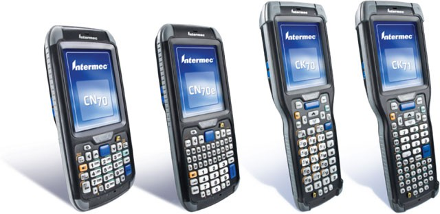The CK3X Handheld Computer