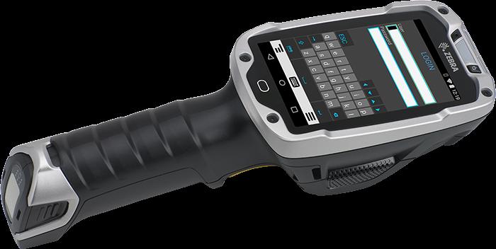 Velocity by Wavelink and TC8000 by Zebra Technologies