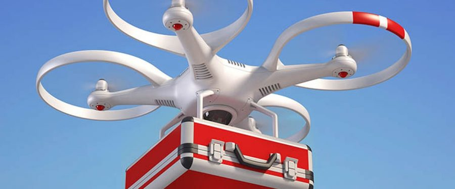 Are Medical Drones the Future of Healthcare?