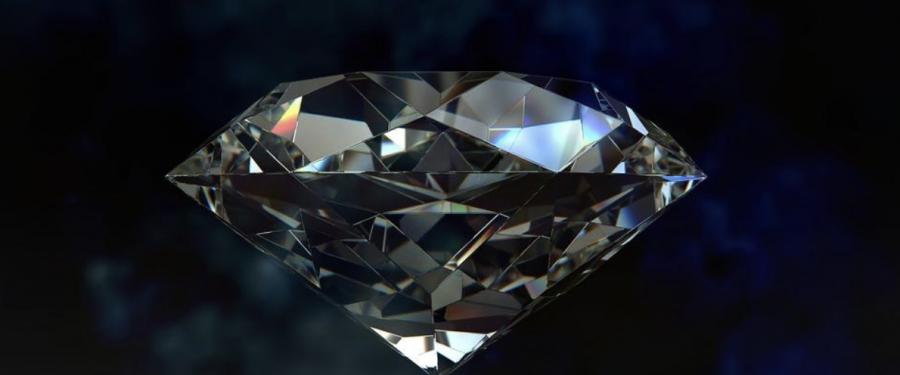 New 'Blackest Black' Material Dampens the Brightest Diamond!