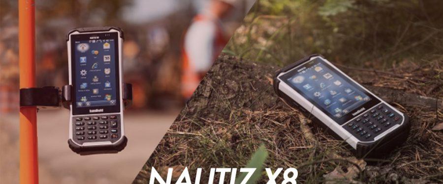 NAUTIZ X8 – Leading the way