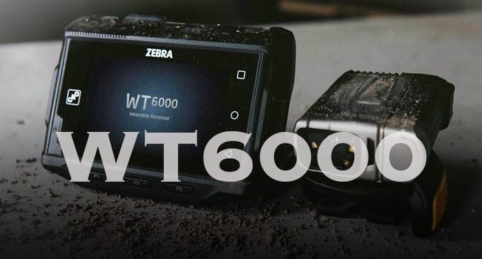 WT6000 – The Next Generation in Industrial Wearable Computers