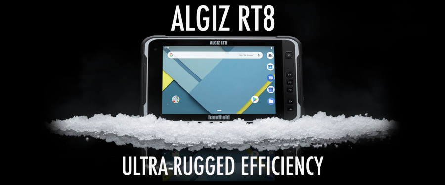 Introducing the ALGIZ RT8 – Ultra-rugged Efficiency