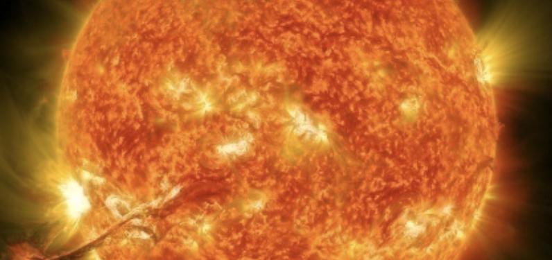 Bizarre surface of the sun revealed through the Daniel K Inouye Solar Telescope