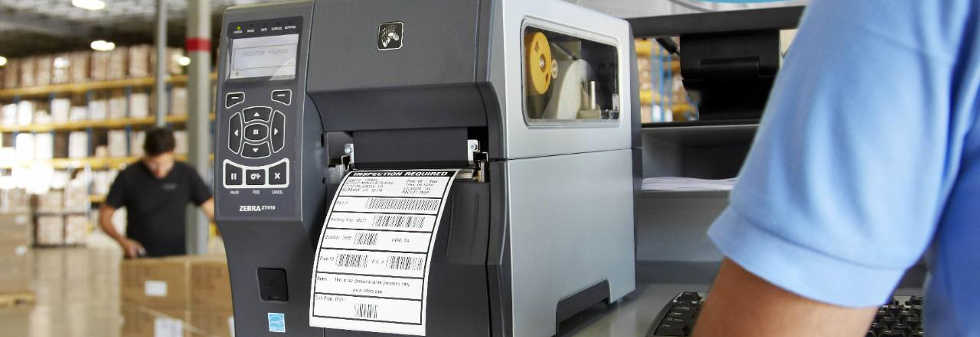 Commercial Barcode Printers