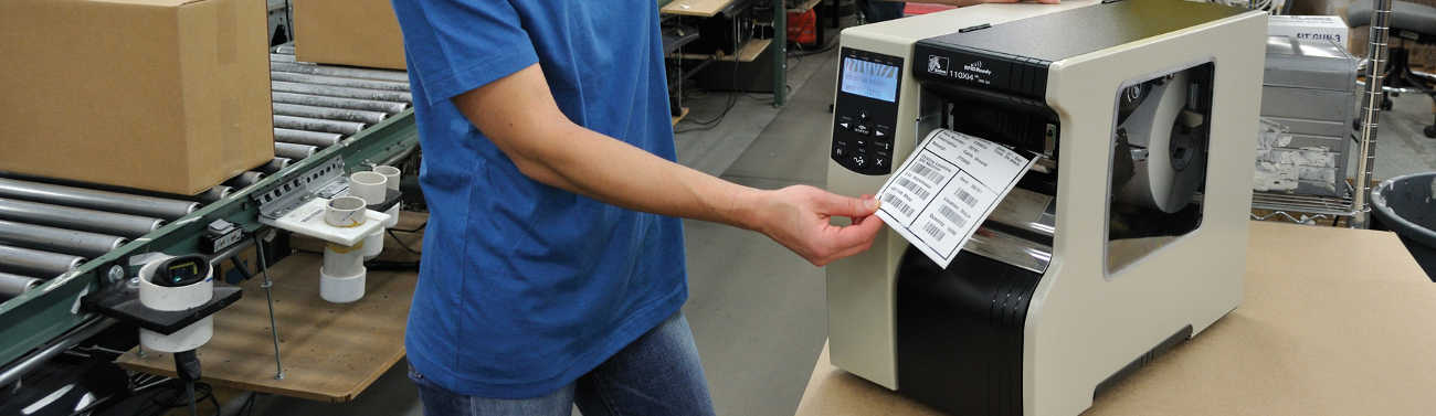 High Performance Barcode Printers