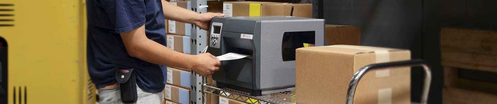 Mid Range Barcode Printers