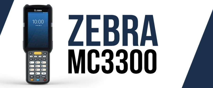 Zebra MC3300 – The ultimate lightweight, rugged key based touch mobile